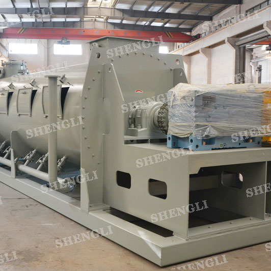 CMS-15000 single shaft continuous mixer